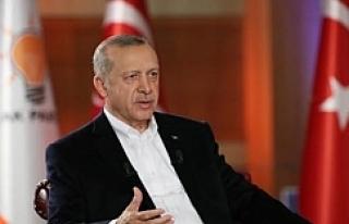 """Erdoğan""""İspatlasınlar gereğini yaparım"""""""