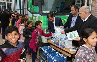 Gençler kitaplarla buluşmaya devam ediyor