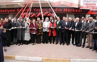 Karaköprü'ye modern sağlıklı yaşam merkezi
