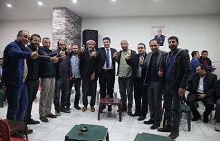 Mersavlardan Hekimoğlu'na destek...