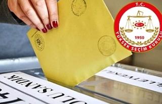 Oy kullanmamanın cezası nedir?