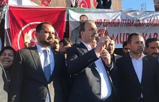 Özcan MHP İttifak bürosunda sert mesajlar verdi