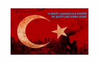 TES-İŞ'ten 18 MART ÇANAKKALE ZAFERİ VE ŞEHİTLERİ...