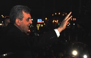 Urfa'nın yeni Başkanı Zeynel Abidin Beyazgül