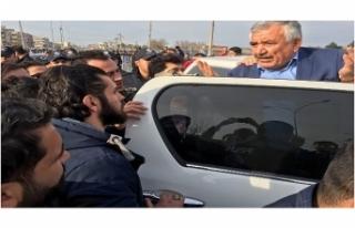 Yaptığı konuşması sonrası gözaltına alındı!