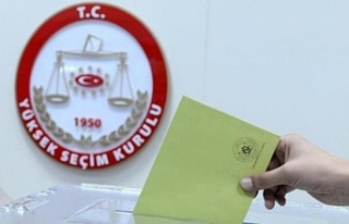 YSK'dan seçmenlere son uyarı
