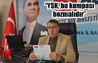 CHP'den flaş İstanbul açıklaması...