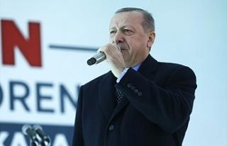 Erdoğan özel talimat gönderdi!...