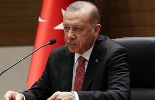 Erdoğan, seçim değerlendirme toplantısı yaptı
