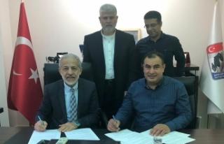 Urfa'da süt imzası atıldı