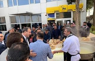 Urfa'da gelenek devam etti...