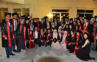 Urfa'nın ilk mezunları…