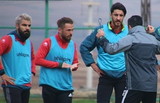 Urfaspor bu maça hazırlanıyor