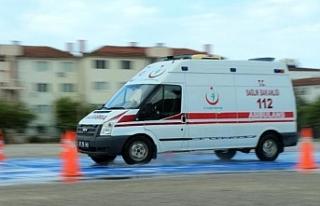Ambulans şoförü alınacak...