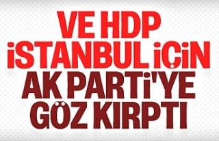 HDP'den flaş açıklama geldi!