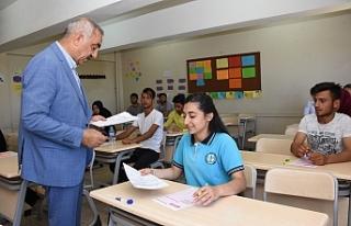 Hilvan Belediyesinden eğitime destek devam ediyor