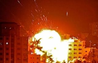 İsrail ordusu AA ofisini vurdu…