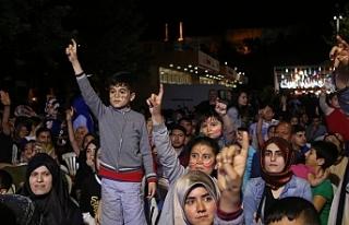 Ramazan Sokağı Çocukların ilgi odağı oldu
