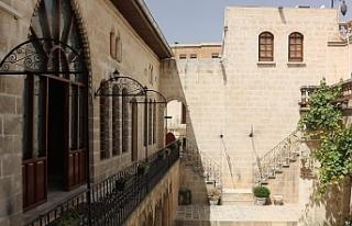Tarihi Urfa evleri kiraya verilecek...