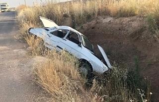 Bayram günü kaza yine kaçınılmaz oldu!..