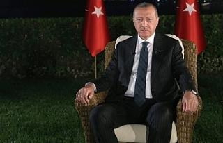 Erdoğan'dan Öcalan ve Demirtaş yorumu!...
