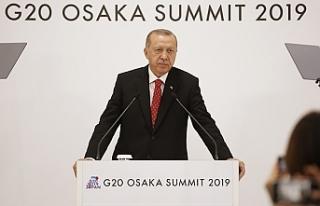 Erdoğan son noktayı koydu…
