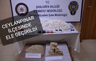 HDP'li meclis üyesinin evinden patlayıcı madde...
