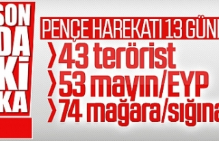 PKK terör örgütüne darbe üstüne darbe...