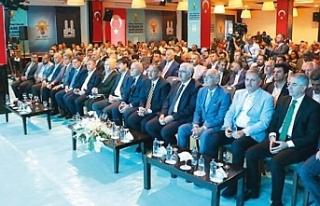 AK Parti startı verdi! Erdoğan'ın mesajı...