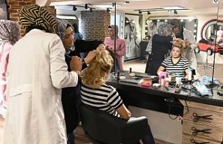 Büyükşehir'den kadınlara iş kurma kolaylığı