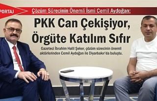 Cemil Aydoğan: PKK Can Çekişiyor, Örgüte Katılım...