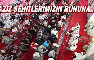 Dergah Camiinde mevlit düzenlendi