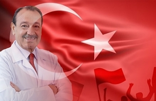 """Dr. Ahmet İnan, """"Vatan size minnettar"""""""