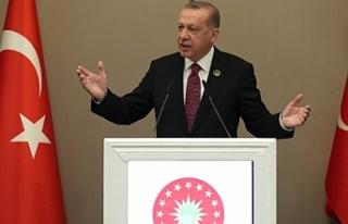 Erdoğan'dan BM'ye PKK tepkisi...