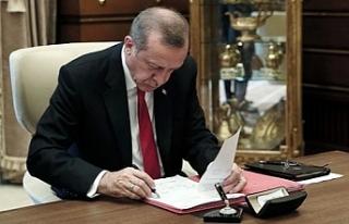Erdoğan'dan bakanlıklara atama! İşte o isimler