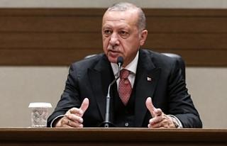 Erdoğan o isimlere müdahale etti