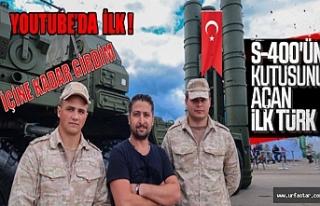 İşte Türkiye'ye gelen S-400'ün içerisi...