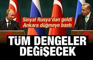 Rusya iş birliği yapmaya devam ediyor...