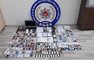 Siverek'te 12 kişi gözaltına alındı!