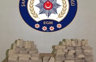 Urfa'da flaş eroin operasyonu