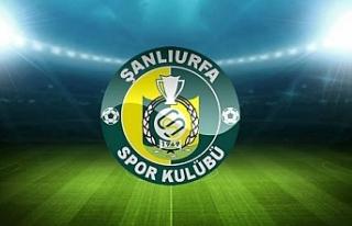 Urfaspor'a 5 firmadan destek...