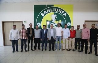 Urfasporda bir istifa daha