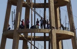 Ceylanpınar'da toplu intihar girişimi