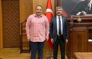 Ekinci, Ankara'ya çıkarma yaptı