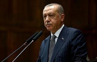 Erdoğan çok sert konuştu