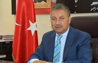Pınarbaşı'ndan bayram mesajı