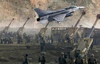 Türk Askeri engel tanımaz! Hava yoksa kara var...