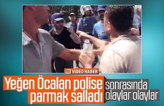 Urfa HDP vekili Mardinde polisle...