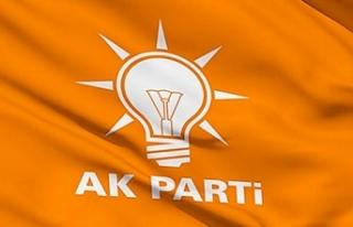 AK Parti tabanında restorasyon