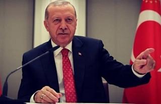 Erdoğan aracı oldu
